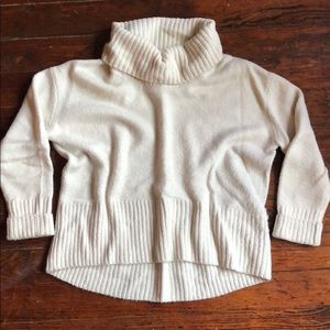 Rachel Zoe Wool Turtleneck Sweater